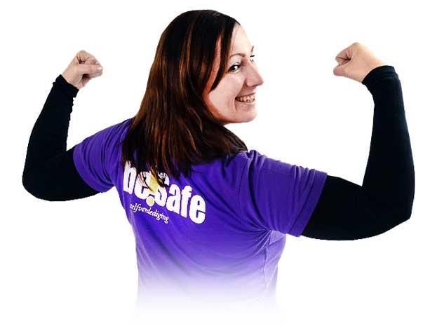 Oprichter: Be Safe Zelfverdediging - Sandra Ramaekers